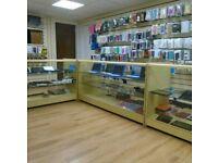 Shop to let /flat to rent /rent Duckworth St Darwen