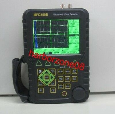 Mitech Mfd350b Digital Ultrasonic Flaw Detector New