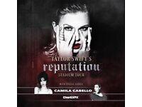 Taylor Swift Tickets x 2 at Wembley