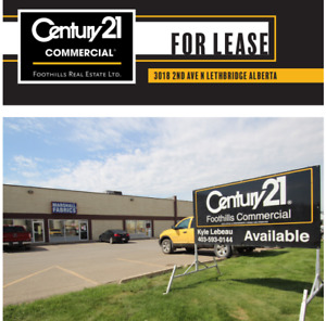 Commercial Building for Lease (Low Rent*) MUST SEE