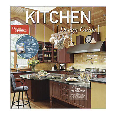 Kitchen Design Guide (Better Homes and Gardens) Trade Paperback - 2008