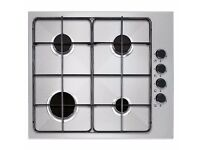 New Boxed Electrolux Gas Hob EGG6042NOX 60cm 4 Burner Stainless Steel