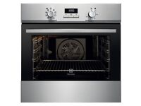 Brand new Electrolux built-in single oven