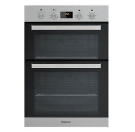 Hotpoint DKD3841IX Multifunctional Electric Built-in Double Oven