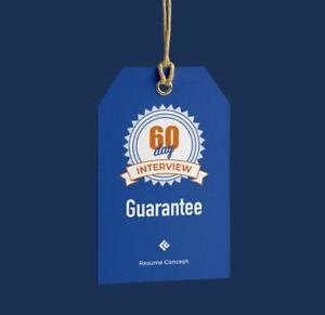60-Day Interview Guarantee from Canadas Leading Resume Writing Service