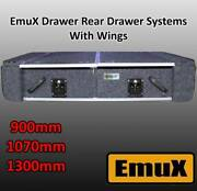 The EmuX Drawers Fridge Slide/Wings 120 Prado Camping/ 4wd  $445! Wangara Wanneroo Area Preview