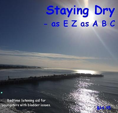 Hypnosis CD to Stop Bed Wetting - Staying Dry as EZ as ABC