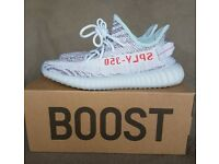 New Yeezy Boost 350 V2 Blue Tint (free delivery)