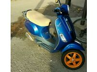 vespa Ix 150 as 50. bargain