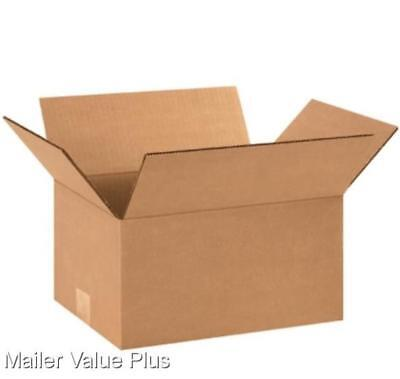 25 - 8 X 6 X 4 Shipping Boxes Packing Moving Storage Cartons Mailing Box