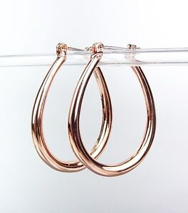 NEW* ROSE COPPER Metal Tear Drop 1
