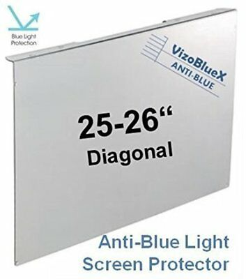 25-26 inch Anti-Blue Light Computer Monitor Filter 4 PC Scre