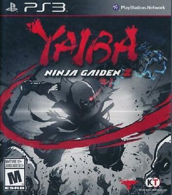 Yaiba: Ninja Gaiden Z PS3 Complete NM Play Station 3, video games comprar usado  Enviando para Brazil