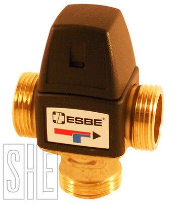 ESBE VTA 320 Brauchwassermischer Mischer Verbrühschutz 35 - 60°C