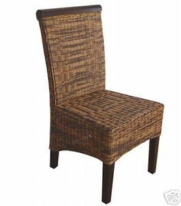 rattan esszimmer m bel ebay. Black Bedroom Furniture Sets. Home Design Ideas