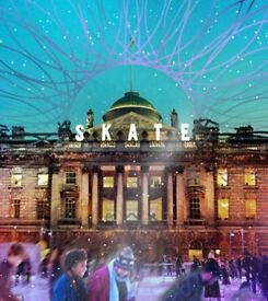 Christmas Ice Skating tickets for Somerset House Tuesday 19th December at 16:15.