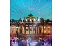 Christmas Ice Skating tickets for Somerset House Friday 22nd December at 17:30
