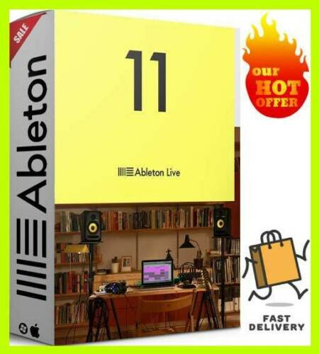 Ableton Live Suite 11 Lifetime License ✅ For Windows and MacOS Fast Delivery 📩