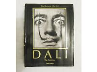 Dali, the paintings, the ultimate collection Book