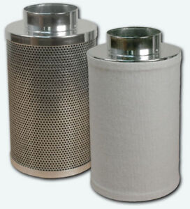"6""/8""/10"" Inline Preactivated Carbon Filter"