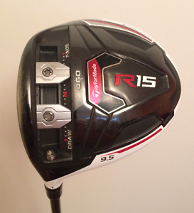 Taylormade R15 Driver - Left Handed