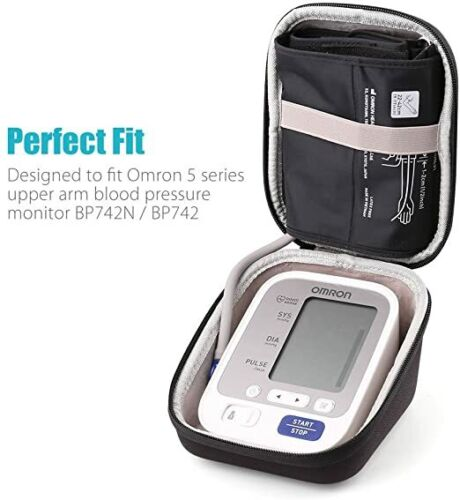 5 Series Upper Arm Blood Pressure Monitor with Cuff That fits Standard,Large Arm
