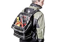 NEW Snickers 9812 Flexi Tool Bag Backpack Rucksack Box 23L - BNWT