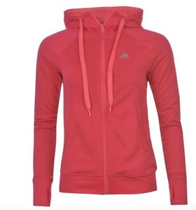 adidas damen sport jacke sweater pink gr e s feels like cotton neu. Black Bedroom Furniture Sets. Home Design Ideas