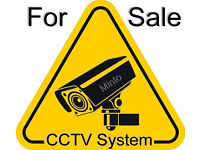 Swann 4 Ch CCTV Recorder With Two Cameras