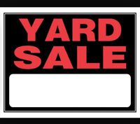 Yard Sale - Huron Heights - Madeira Dr*May 23rd