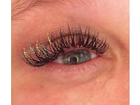 Individual & Volume Eyelash Extensions/Gel Polish