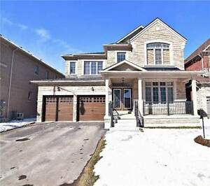 Vales of Humber 4 Bed/4 Bath Detached Sep Entrance Brampton