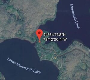 Two Lovely Lake Side Lots in Highlands East