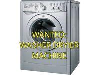 WTB Washer Dryer Machine