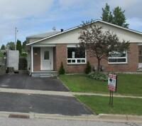 Spacious 3 Bedroom Semi-Detached In Elliot Lake At A New Price!