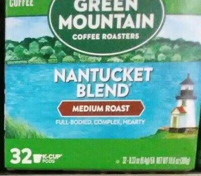 GREEN MOUNTAIN COFFEE  32 K-CUP