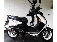 Scooter - Peugeot LUDIX 50 RCUP BLASTER - 12 Months MOT