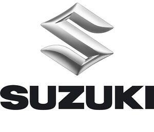 Authorized Suzuki Service/Warranty & Parts Centre