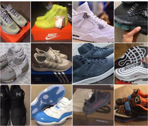 Size 10.5 Jordan 1 Gatorade Jordan 4 pure money Jordan 2 decon