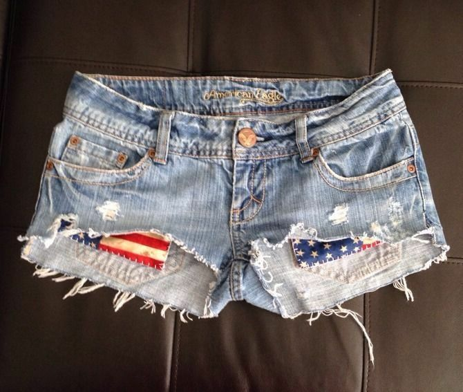 Ways to Create American Flag Jeans Without an American Flag | eBay