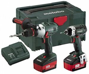 Looking for cordless Metabo tools (drill, impact, saw, etc)