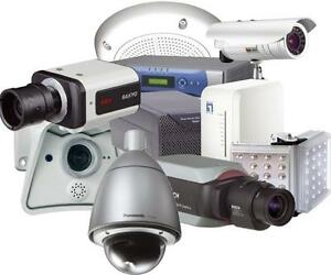 SECURITY CAMERA'S||SURVEILLANCE CAMERA SYSTEMS||ALARMS