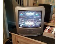 """14"""" TV / DVD Combi CRT"""