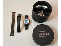 SAMSUNG GALAXY S2 CLASSIC SMART ANDROID WATCH + STRAPS