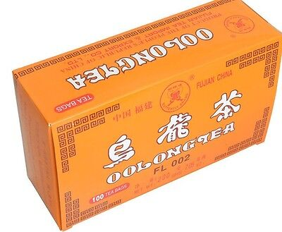 Oolong Tea Bags Aid Diet Slimming Detox Pure Chinese. FREE TRACKING