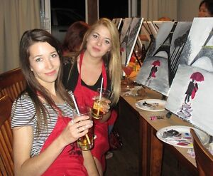 HOLIDAY STAFF OR CLIENT PAINT PARTY Kawartha Lakes Peterborough Area image 6