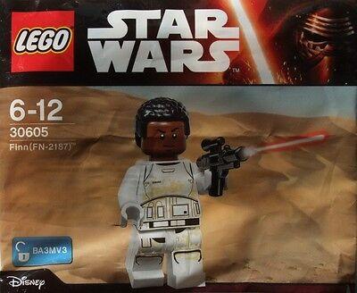 LEGO Star Wars: Force Awakens Finn Minifigure 30605 [Building Toys, FN-2187] NEW