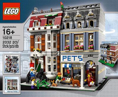 LEGO PET SHOP 10218 MOODULAR, CREATOR *MISB, BRAND NEW, SEALED*  FREE SHIPPING!!