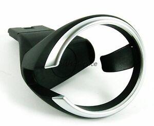 Getränkehalter Cup Holder für BMW 1er E81 E82 E87 E88 Neu inkl. Montagematerial
