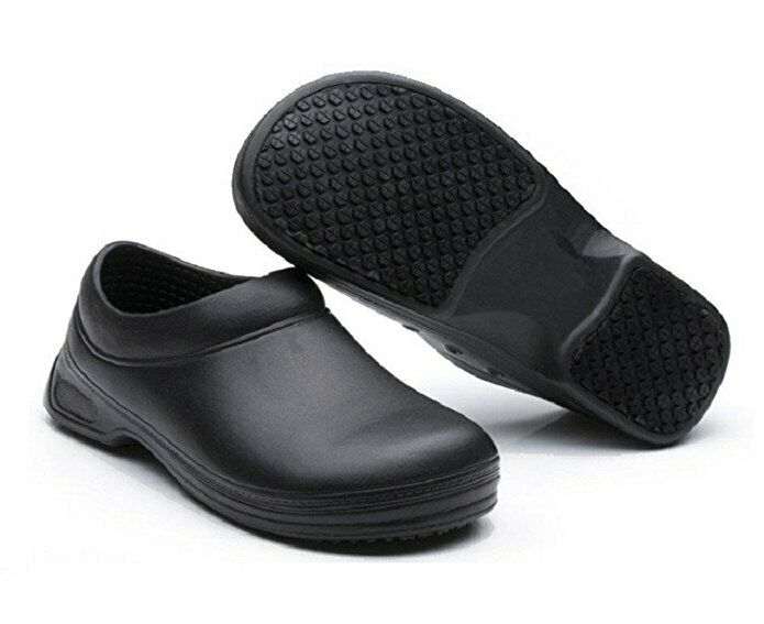 Light Non-slip Chef Shoes Kitchen Oil-resistant Waterproof W